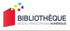 Bibliothèque francophone numérique