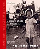 L' Album photo des français 1914 à nos jours
