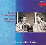 Trois sonates pour violon et piano