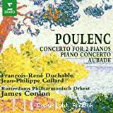 Concerto pour 2 pianos