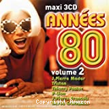 Maxi 3 CD années 80 volume 2