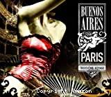 Buenos Aires Paris, troisième voyage