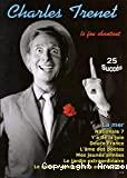 Charles Trenet, 25 succès