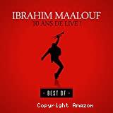 Ibrahim Maalouf, 10 ans de live !