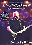 David Gilmour, Remember that night